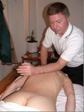 mandlig massør massage i nordsjælland